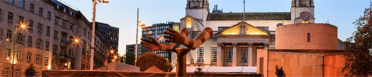 Leeds Millenium Square